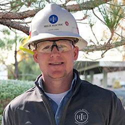 Helix Employee Dustin Ayers portrait
