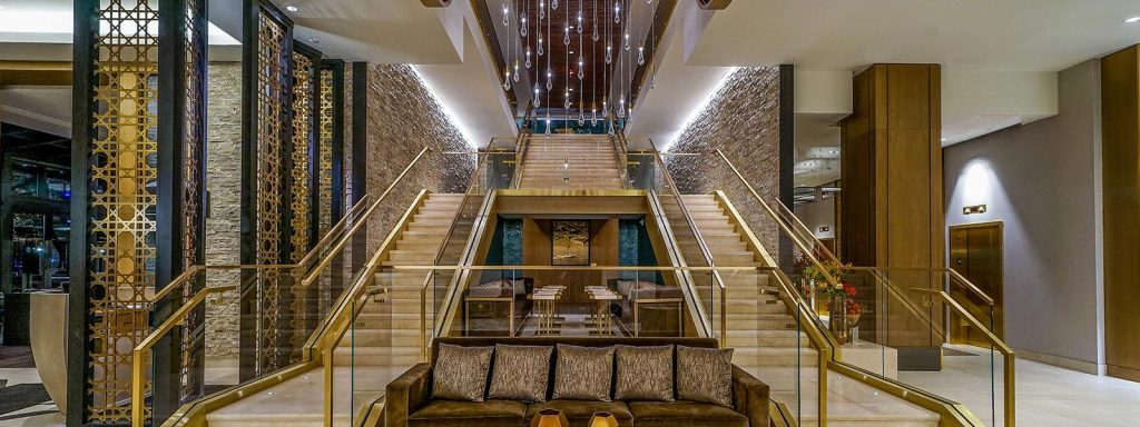 Wharf Intercontinental Hotel